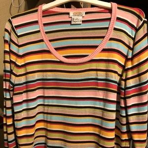 Talbots Petite Plus 1X Summer sweater